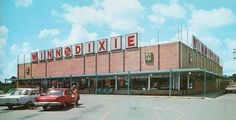 Pleasant Family Shopping: Winn-Dixie