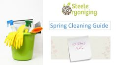 Spring is here and it is time for the annual deep clean. Use these spring cleaning tips to refresh your home.