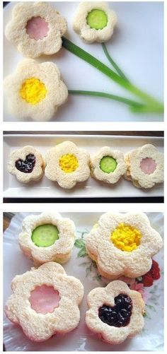 Tea Sandwich Ideas