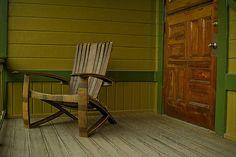 Whiskey Barrel Adirondack Chair by HungarianWorkshop on Etsy, $625.00