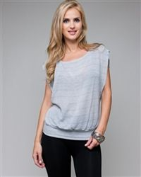 The most beautiful tops for women are on EliteProDeals. Knit Vest, Love Fashion, Most Beautiful, V Neck, Grey, How To Make, Spandex, Color, Clothes