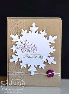 Stampin' Up! Christmas by Creations by Mercedes: Christmas Stamp a Stack #2