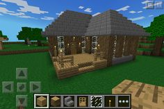 how to make an awesome house in minecraft pe creative