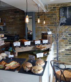 Winner of London's Best Coffee Shop 2014. White Mulberries Cafe London