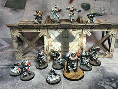 Mantic Deadzone Enforcers