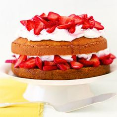 Strawberry Shortcake | MyRecipes.com