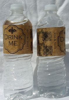 customized drinkers?