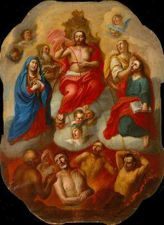 Beneficios de la preciosa sangre (anónimo mexicano del siglo XVIII)