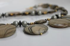 Chic Mother Of Pearl Necklace