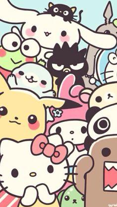 Cute Hello Kitty, Fictional Characters, Fantasy Characters