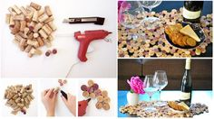 DIY Wine Cork Coaster DIY Projects | UsefulDIY.com Follow Us on Facebook --> https://www.facebook.com/UsefulDiy
