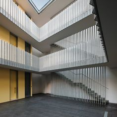 corrugated perforated guardrail