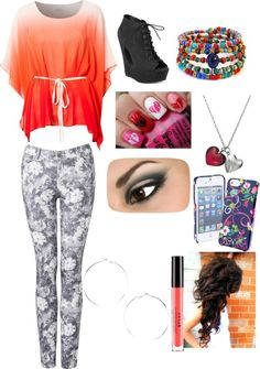 """weed flower"" by rabia13 ❤ liked on Polyvore"