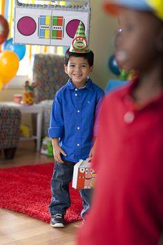 Yo Gabba Gabba Birthday Party Favors  #Kids #Party #BirthdayExpress