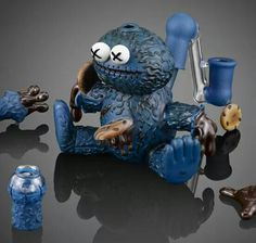 Coolie Monster Oil Rig #concentrates #dabs #shatter www.theda