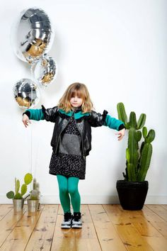 Street Cowboy Collection AW15 La petite Gervaise Kidswear made in Belgium Fashion for kids
