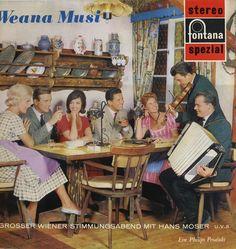 Weana musi - album cover