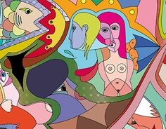 life cycle Life Cycles, Family Guy, Painting, Fictional Characters, Inspiration, Art, Biblical Inspiration, Art Background, Painting Art