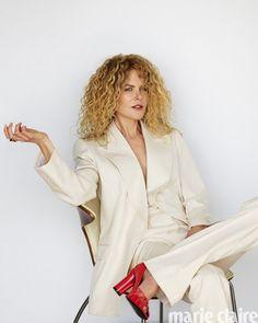 Nicole Kidman, Marie Claire Magazine, Naomi Smith, Pixie, Marie Claire Australia, Female Directors, Perfect Strangers, Slouchy Tee, Keith Urban
