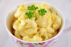 Microwave Macaroni and Cheese in a Mug (Microwave Mug Meals)