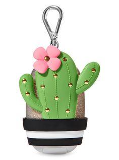 Cactus PocketBac Holder - Bath And Body Works Bath N Body Works, Bath And Body, Best Home Fragrance, Cactus Decor, Cactus Cactus, Hand Sanitizer Holder, Frozen Party, School Supplies, Boy Birthday