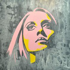 Fayrouz, Neighbor To The Moon - The Art of Corinne Martin (Lebanese-Texan artist currently based in Riyadh)