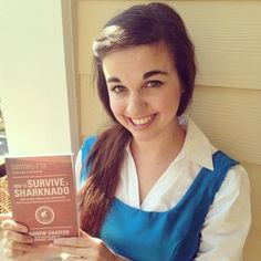 Do YOU know how to survive a Sharknado? Belle does!