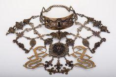 Valentim Quaresma  necklace