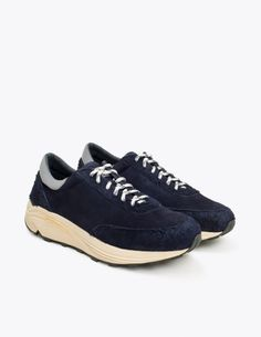 Our Legacy - Mono Runners Navy Texture
