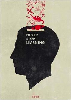 Very important... never stop learning!