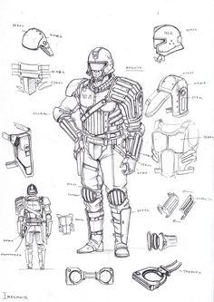 light armor 12 by TugoDoomER