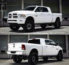 Dodge Ram, my true dream. I love this truck Lowered Trucks, Jacked Up Trucks, Ram Trucks, Dodge Trucks, Jeep Truck, Diesel Trucks, Cool Trucks, Pickup Trucks, Cummins Turbo Diesel