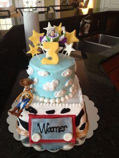 Toy story cake!!