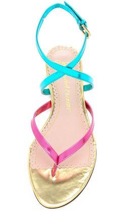Talasa Flat Sandals