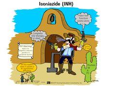 Isoniazid ANTITUBERCULOSIS