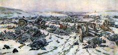 P. Krivonogov. Defeat of the German troops in Korsun-Schevchenko pocket