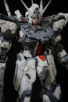 GUNDAM GUY: PG 1/60 GAT-X105b Gundam Ather Ver. 2.0 - Custom Build