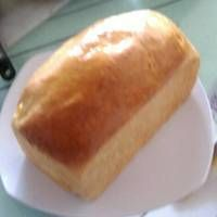 ROTI TAWAR / Japanese Basic Bread (eggless)