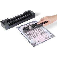 Fancy - Wand Scanner