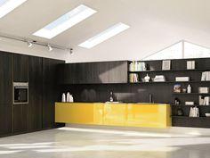 дневник дизайнера: Как размещаются зоны на совершенной кухне в зависимости от ее планировки