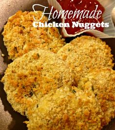 Homemade Chicken Nuggets by Weelicious Lunches (Review & Giveaway)