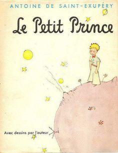 Antoine de Saint-Exupéry, Le petit prince, 1943 [item not for sale]