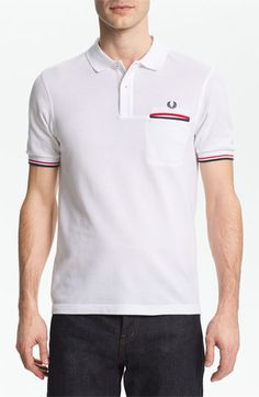 Fred Perry Slim Fit Polo | Nordstrom