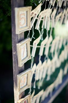 clothespin seating assignment