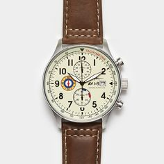 Watch - AVI-8 Watch - AV-4011-04