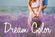 Dream Color Lightroom Presets by Presets Galore on @creativemarket
