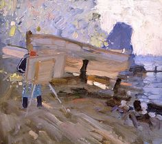 """Etude from the Launch"" by Bato Dugarzhapov"
