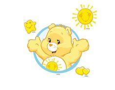 Die süßen Glücksbärchis als Wandtattoo von Klebefieber.  Die Glücksbärchis Wandtattoos von Klebefieber sind offiziell lizenzierte Produkte.  *Klebefieber ist die Qualitätsmarke für Wandtattoos,... Care Bear Birthday, Care Bear Party, Care Bears, Care Bear Tattoos, Sunshine Bear, Bear Coloring Pages, Bear Wallpaper, Tatty Teddy, Cute Backgrounds