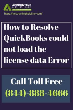 How to Resolve QuickBooks could not load the license data Error by Justin Conner Quickbooks Online, Open Window, Desktop, Desk