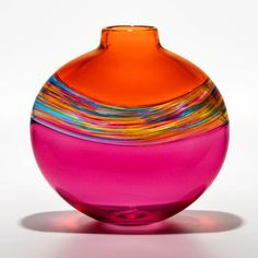 art & glass - colour effect glorious